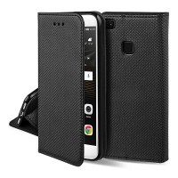 Maciņš Smart Magnet Huawei Mate 20 Lite black