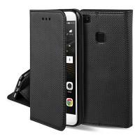 Maciņš Smart Magnet Huawei Y6 2019/Y6 Pro 2019 black
