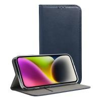 Maciņš Smart Magnetic Huawei Y6P dark blue