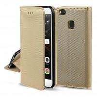 Maciņš Smart Magnet Samsung S21 Plus/S30 Plus gold