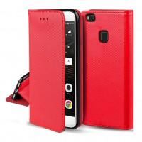 Maciņš Smart Magnet Samsung S21 Ultra/S30 Ultra red