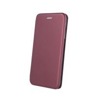 Maciņš Book Elegance Samsung J600 J6 2018 bordo