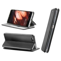 Maciņš Book Elegance Samsung A41 A415 black