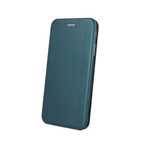 Maciņš Book Elegance Samsung S20 FE dark green