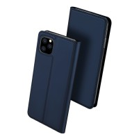 Maciņš Dux Ducis Skin Pro Huawei P Smart 2021/Y7a/Honor 10X Lite dark blue