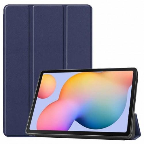 Maciņš Smart Leather Samsung T580/T585 Tab A 10.1 2016 dark blue