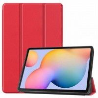 Maciņš Smart Leather Lenovo Tab M10 Plus X606 red