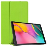 Maciņš Smart Leather Lenovo Tab M10 X505/X605 10.1 light green