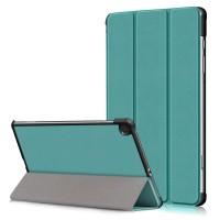 Maciņš Smart Leather Samsung T220/T225 Tab A7 Lite 8.7 light green