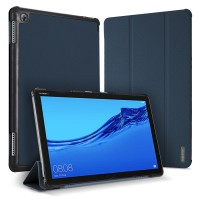Maciņš Dux Ducis Domo Samsung T870/T875 Tab S7 10.4 dark blue