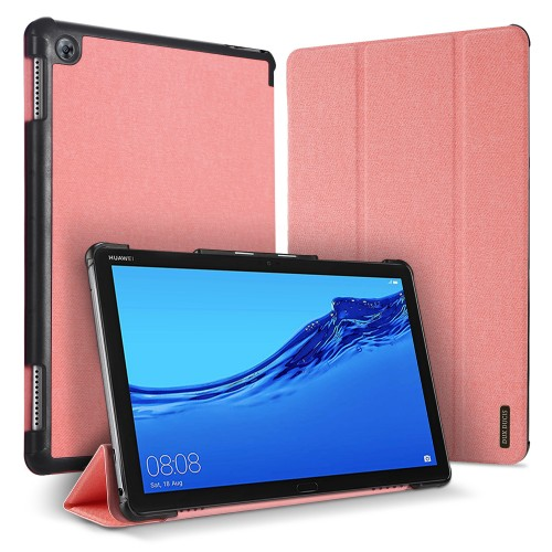 Maciņš Dux Ducis Domo Samsung T870/T875 Tab S7 10.4 pink