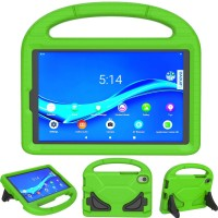 Maciņš Shockproof Kids Lenovo Tab M10 X505/X605 10.1 green