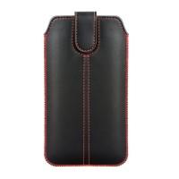 Maciņš Forcell Ultra Slim M4 Samsung A605 A6 Plus/A750 A7 2018/Mate 20 Lite black