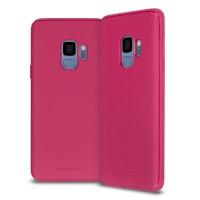 Maciņš Mercury Style Lux Samsung G973 S10 hot pink