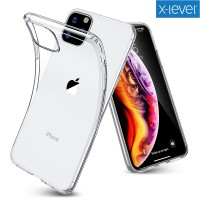 Maciņš X-Level Antislip/O2 Huawei Nova 5T/Honor 20 clear