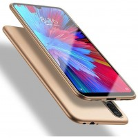Maciņš X-Level Guardian Apple iPhone 7/8/SE2 gold