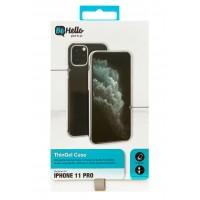 Maciņš BeHello ThinGel Apple iPhone 7/8/SE2 caurspīdīgs