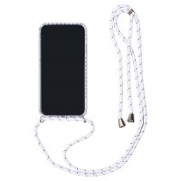 Maciņš Strap Maciņš Apple iPhone 6 Plus/7 Plus/8 Plus white
