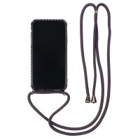 Maciņš Strap Maciņš Apple iPhone 12 mini black