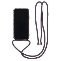 Maciņš Strap Maciņš Apple iPhone 12/12 Pro black