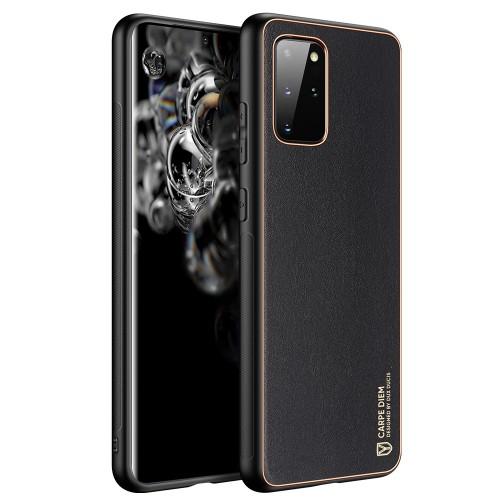 Maciņš Dux Ducis Yolo Samsung G988 S20 Ultra black