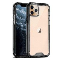 Maciņš Protect Acrylic Apple iPhone 12 Pro Max black