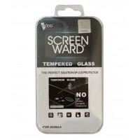 Stikla ekrāna aizsargs Adpo 3D maciņš-friendly Samsung S21 Plus curved black