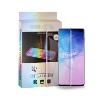 Stikla ekrāna aizsargs M1 5D UV Glue Samsung G960 S9 curved caurspīdīgs
