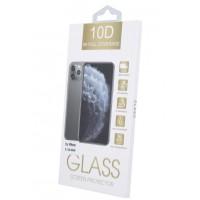 Stikla ekrāna aizsargs 10D Full Glue Samsung S21 FE curved black