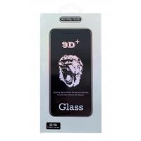 Stikla ekrāna aizsargs 9D Gorilla Apple iPhone XS Max/11 Pro Max black