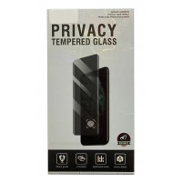 Stikla ekrāna aizsargs Full Privacy Apple iPhone 6/6S white