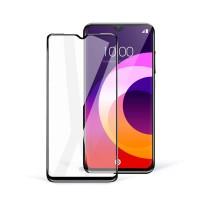 Stikla ekrāna aizsargs 5D Full Glue Ceramic Glass Xiaomi Mi 11 Lite 4G / Mi 11 Lite 5G curved black
