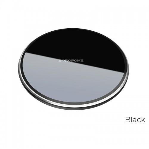 Wireless lādētājs Borofone BQ3 (10W) black