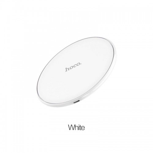 Wireless lādētājs Hoco CW6 (5W) white