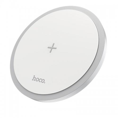 Wireless lādētājs Hoco CW26 (15W) white
