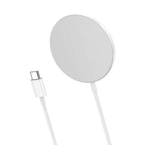 Wireless lādētājs Hoco CW29 FastCharging white