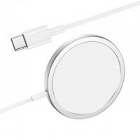 Wireless lādētājs Hoco CW30 Pro Original series FastCharging white